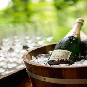 Keemala Phuket - luxury Thailand Honeymoon Packages - Champagne