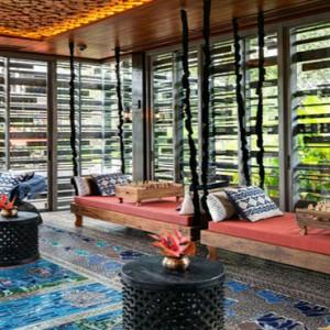 Keemala Phuket - luxury Thailand Honeymoon Packages - Lobby