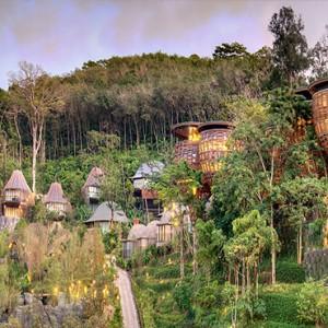 Keemala Phuket - luxury Thailand Honeymoon Packages - Resort exterior