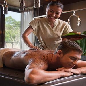 Keemala Phuket - luxury Thailand Honeymoon Packages - Spa treatment