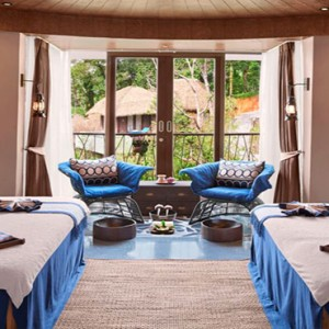 Keemala Phuket - luxury Thailand Honeymoon Packages - Spa treatment room for two