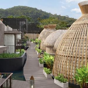 Keemala Phuket - luxury Thailand Honeymoon Packages - Spa villas