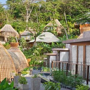 Keemala Phuket - luxury Thailand Honeymoon Packages - Spa villas exterior