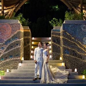 Keemala Phuket - luxury Thailand Honeymoon Packages - Wedding3