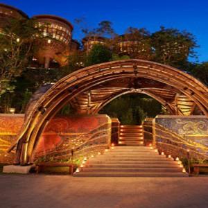 Keemala Phuket - luxury Thailand Honeymoon Packages - Welcome pavilion