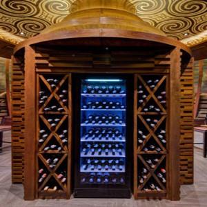 Keemala Phuket - luxury Thailand Honeymoon Packages - Wine cellar