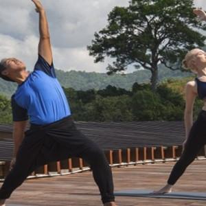 Keemala Phuket - luxury Thailand Honeymoon Packages - Yoga