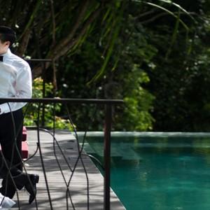 Keemala Phuket - luxury Thailand Honeymoon Packages - wedding