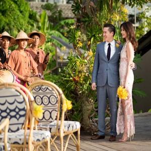 Keemala Phuket - luxury Thailand Honeymoon Packages - wedding2