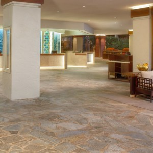 Lobby 2 - Hilton Hawaiian Waikiki Beach - Luxury Hawaii Honeymoon Packages