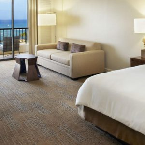 Luxury Hawaii Honeymoon Packages Hilton Hawaiian Waikiki Beach Ali I Ocean Front Room