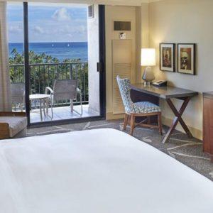 Luxury Hawaii Honeymoon Packages Hilton Hawaiian Waikiki Beach Ocean View Room – Village Tower