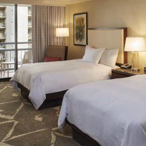 Luxury Hawaii Honeymoon Packages Hilton Hawaiian Waikiki Beach Resort View Room – Village Tower Rooms