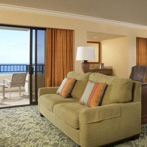 Luxury Hawaii Honeymoon Packages Hilton Hawaiian Waikiki Beach Tapa Corner One Bedroom Suite