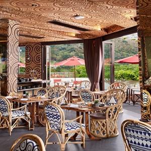 Mala Restaurant - Keemala Hotel Phuket - luxury phuket holiday packages