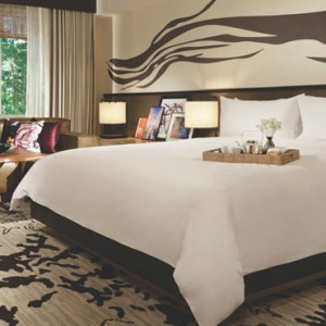 Nobu Luxury King - Nobu Hotel Caesars Palace Las Vegas - Luxury Las Vegas Honeymoon Packages