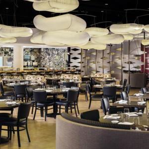 Nobu Restaurant - Nobu Hotel Caesars Palace Las Vegas - Luxury Las Vegas Honeymoon Packages