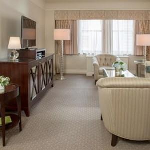 On The Avenue Suite 2 - Warwick New York Hotel - Luxury new york honeymoon packages