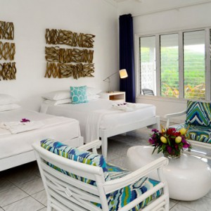 Plantation suite 5 - Montpelier Plantation and Beach - Luxury St Kitts and Nevis Holiday Packages