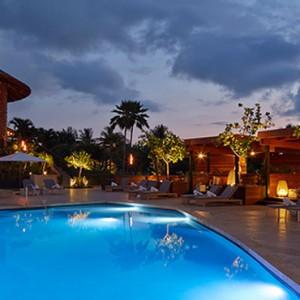 Pool 2 - hotel wailea maui - luxury hawaii honeymoon packages