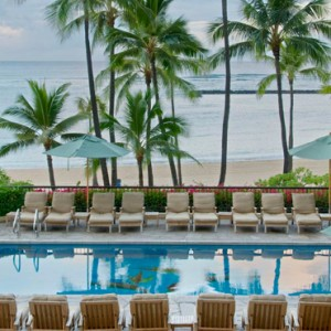 Pool 4 - Hilton Hawaiian Waikiki Beach - Luxury Hawaii Honeymoon Packages