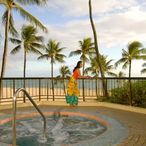 Pool 5 - Hilton Hawaiian Waikiki Beach - Luxury Hawaii Honeymoon Packages