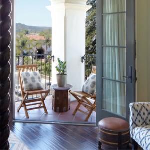 Premier King - Kimpton canary Hotel Santa Barbra - Luxury Los Angeles Honeymoon Packages
