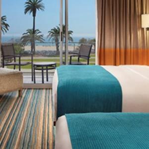 Premier Ocean View Rooms - the shore hotel santa monica - luxury los angeles honeymoon packages