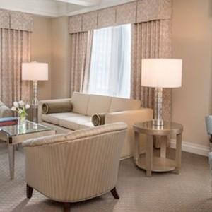 Premier Plus Suites 3 - Warwick New York Hotel - Luxury new york honeymoon packages