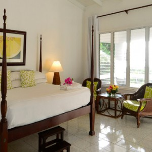Premier Room - Montpelier Plantation and Beach - Luxury St Kitts and Nevis Holiday Packages