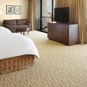 Rainbow Tower Ocean Front Junior Suite - Hilton Hawaiian Waikiki Beach 2 - Luxury Hawaii Honeymoon Packages