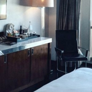 SIXTY Suite 2 - SIXTY Beverly Hills - luxury los angeles honeymoon packages