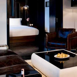 SIXTY Suite - SIXTY Beverly Hills - luxury los angeles honeymoon packages
