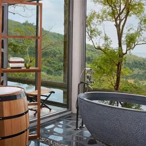 Tent Pool Villa 2 - Keemala Hotel Phuket - luxury phuket honeymoon packages