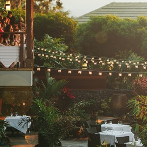 The Restaurant - hotel wailea maui - luxury hawaii honeymoon packages
