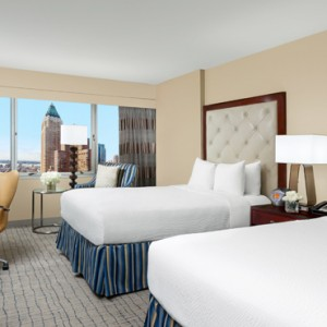Traditional King 2 - Crowne Plaza Times Square - luxury New York Honeymoon Packages
