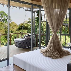 Tree Pool Houses 2 - Keemala Hotel Phuket - luxury phuket honeymoon packages