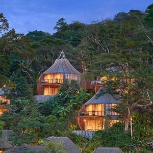 Tree Pool Houses 4 - Keemala Hotel Phuket - luxury phuket holiday packages