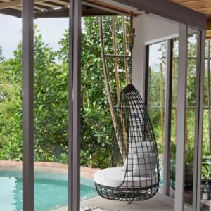 Tree Pool Houses - Keemala Hotel Phuket - luxury phuket honeymoon packages