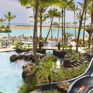 Watersports - Hilton Hawaiian Waikiki Beach - Luxury Hawaii Honeymoon Packages