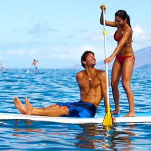 Watersports - hotel wailea maui - luxury hawaii honeymoon packages