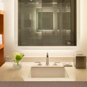 bathroom - the shore hotel santa monica - luxury los angeles honeymoon packages