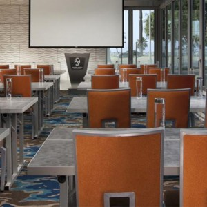 business center - the shore hotel santa monica - luxury los angeles honeymoon packages