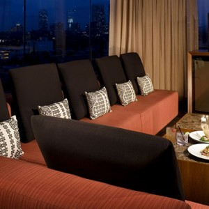 cabana - SIXTY Beverly Hills - luxury los angeles honeymoon packages