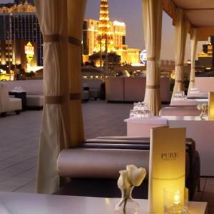 dining 2 - Nobu Hotel Caesars Palace Las Vegas - Luxury Las Vegas Honeymoon Packages