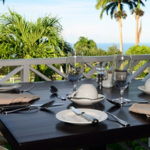 dining 4 - Montpelier Plantation and Beach - Luxury St Kitts and Nevis Holiday Packages
