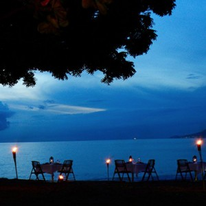 dining 6 - Montpelier Plantation and Beach - Luxury St Kitts and Nevis Holiday Packages
