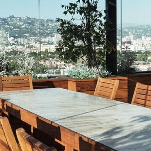 dining - SIXTY Beverly Hills - luxury los angeles honeymoon packages