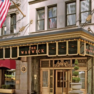 exterior 2 - Warwick New York Hotel - Luxury new york honeymoon packages