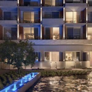 exterior 3 - the shore hotel santa monica - luxury los angeles honeymoon packages